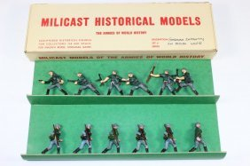 Milicast Historical Miniatures Wwii German