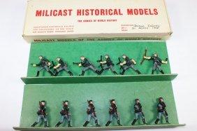 Milicast Historical Miniatures German Infantry
