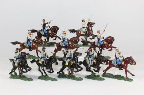 Bussler American Civil War Cavalry Union