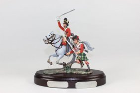 Stadden Military Miniatures British Dragoons