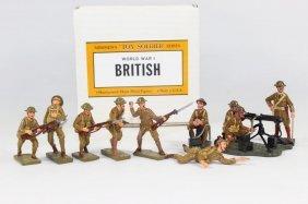 Minimens British 8th Army