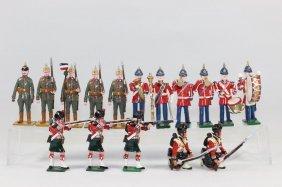 Warwick Miniatures/hussar Military Miniatures
