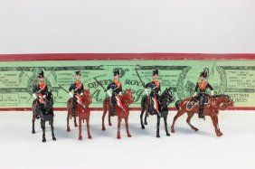 Britains Set #24 Queens Royal 9th Lancers