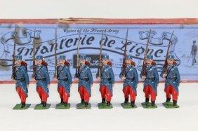 Britains Set #141 Infanterie De Ligne French Army