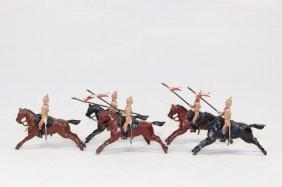 Britains Set #49 South Australian Lancers