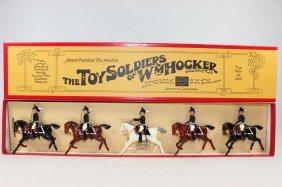 William Hocker Set #276 Us Light Dragoons 1813