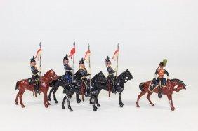 Britains Set #23 Royal Irish Lancers