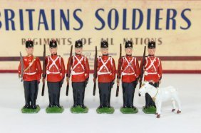 Britains Set #2148 Fort Henry Guard