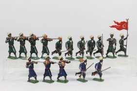 Heyde Egyptian Infantry