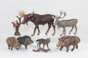Elastolin Lineol Composition Animals