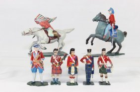 Minikin British Highlanders