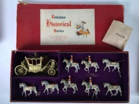 Britains Set #9401 Her Majesty's State Coach