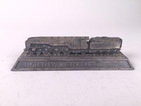 Britains Railway Souvenir High Pressure Locomotive