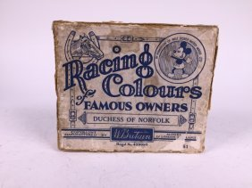 Extremely Rare Britains Racing Colours Mickey