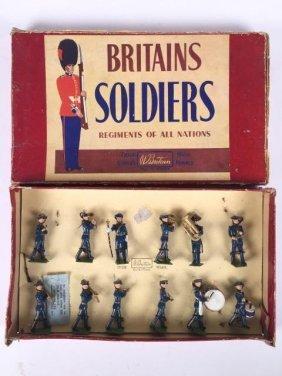 Britains Set #1527 Royal Air Force Band