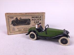 Britains Set #1413 Mobile Police Car