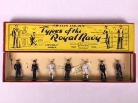 Britains Set #1911 Naval Officers
