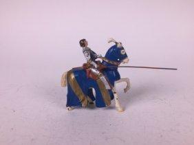 Courtenay Tournament Knight, Wm Erle Willis