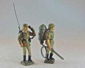 Krock 2 Waffen Ss Radio+flame Thrower