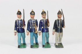 American Made German Infantry