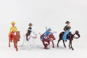 Manoil Wild West Dimestore
