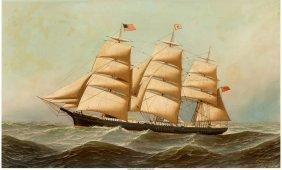 Antonio Jacobsen (american/danish, 1850-1921) Th