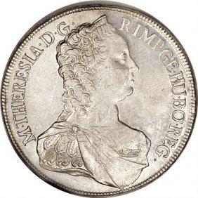 Austria Maria Theresa Taler 1761 Vienna,