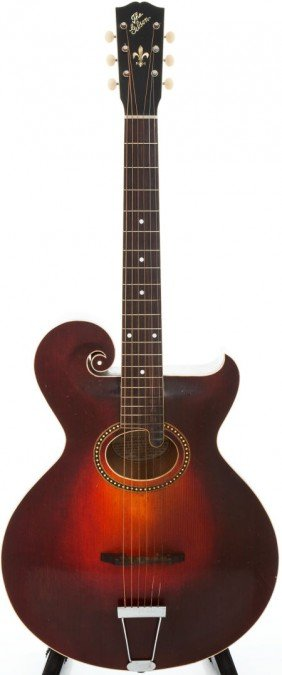 1920 Gibson Style O Artist Sunburst Acoustic Gui