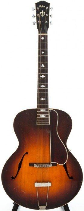 1938 Gibson L4 Sunburst Archtop Acoustic Guitar,