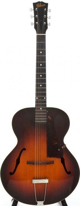 Circa 1946 Gibson L-48 Sunburst Archtop Acoustic