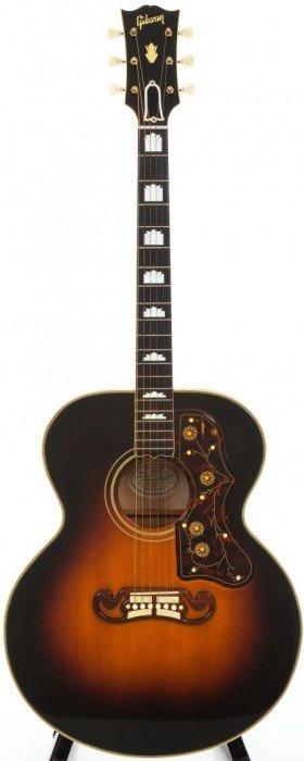 1951 Gibson SJ-200 Sunburst Acoustic Guitar, Ser
