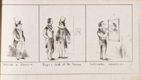 William T. Peters, Illustrator. The College Expe