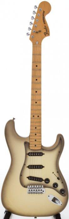 1981 Fender Stratocaster Antigua Solid Body Elec