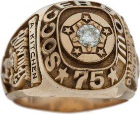 1975 Tampa Bay Rowdies NASL Soccer Bowl Champion