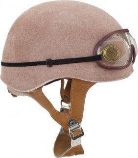 1978 Steve Cauthen Triple Crown Race Worn Helmet