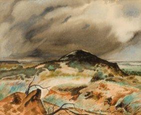 CHARLES TAYLOR BOWLING (American, 1891-1985) Sto
