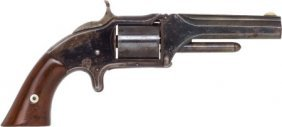 Smith & Wesson No.2 Old Model Revolver.