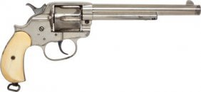 Rare Etched Panel 1878 Colt Frontier Six-Shooter