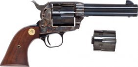 Boxed Colt Third Generation Single Action Revolv