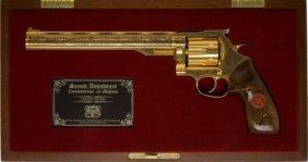 Cased Dan Wesson Model D469 Second Amendment Com