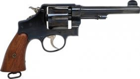 Smith & Wesson Model 1917 Double Action Revolver