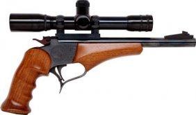 Thompson Center Single Shot Target Pistol.