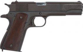U.S. Model 1911A1 Semi-Automatic Pistol By Remin