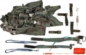 Military Aviation Accessory Collection.