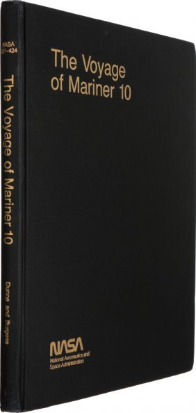 The Voyage Of Mariner 10 Book.