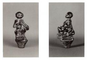 WALKER EVANS (American, 1903-1975) African Wood