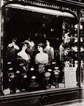 EUG�NE ATGET (French, 1857-1927) Boulevard De St