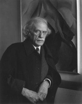 IMOGEN CUNNINGHAM (American, 1883-1976) Alfred S