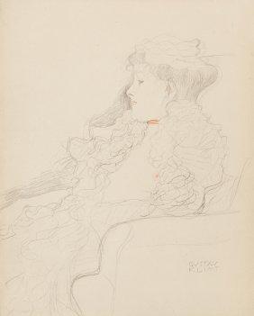 Gustav Klimt (austrian, 1862-1918) Fünfundzwanzi