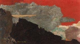 Paul (chikamasa) Horiuchi (japanese, 1906-1999)